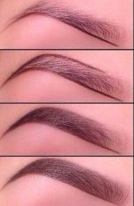 This is the steps I follow for my brows!