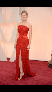 best dress for me - Rosamund Pike in Givenchy