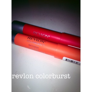 "another Revlon product alert!! Revlon products are currently on 3 for 2 in boots so get down and try something new! I got the red colorburst at xmas time and had so many complilments on it, its a matte balm so its so easily put on and stays intact for a long time. since I liked the ""striking spectaculaire"" colour so much I thought I would get a new one on the 3 for 2 offer. I went for this beaut bright coral colour which is perfect for spring! ""mischievous malicieuse"" both £7.99"