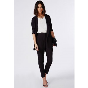 Black suit trouser - £28 Black suit blazer - £45