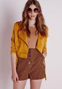 tan shorts £10