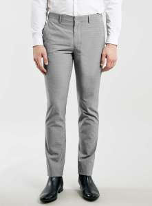 TOPMAN suit trouser - £50