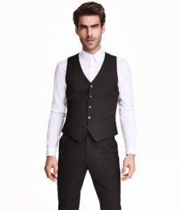 H&M waistcoat - £14.99