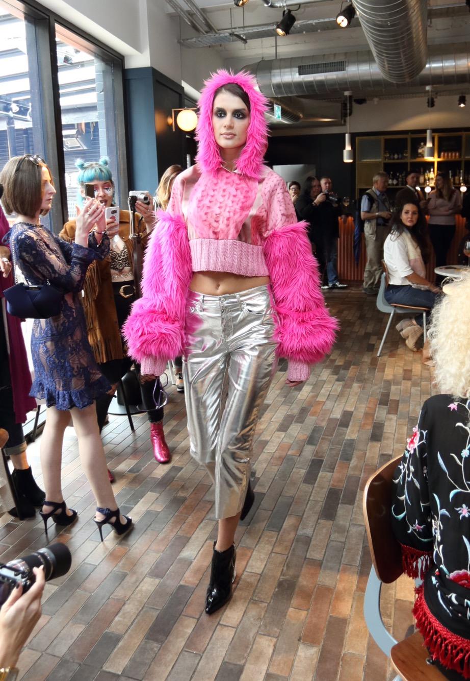 West Coast Cooler Belfast Fashion Week Aw17 The Launch Galsgoss
